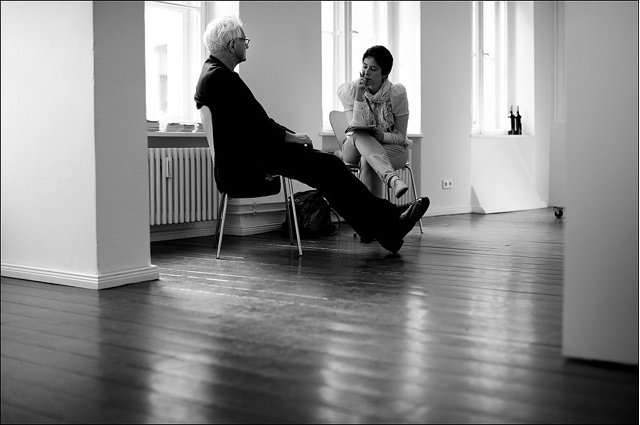 Anders Petersen interviewed at Swedish Photography Berlin