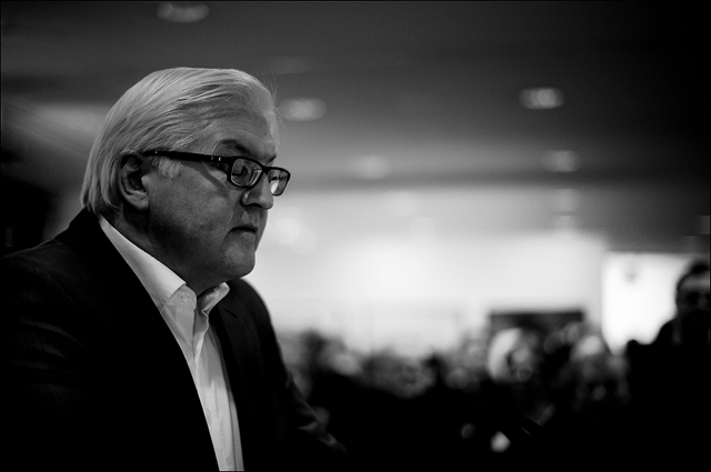 Frank-Walter Steinmeier opening speech at the vernissage of Jim Rakete exhibition Berlin